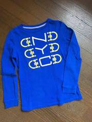 OLD NAVY☆NYCワッフル地Tシャツ