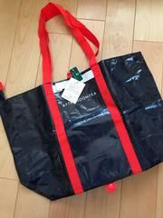 アフタヌーンティー  折りたたみバッグ 810円