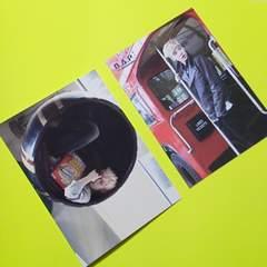 レア★B.A.P/ZELO/ゼロ-3点【日本盤特典】フォトカード1枚など