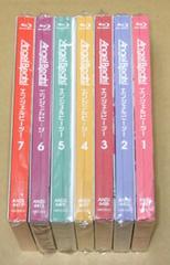新品 Angel Beats! エンジェルビーツ Bru-ray 限定版全7巻+収納BOX