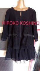 ☆HIROKO KOSHINO お洒落ジャケットサイズ38*夜のお仕事