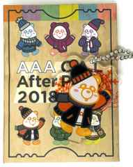 AAA C.A.L え〜パンダ アクリルスタンドキーホルダー 西島隆弘