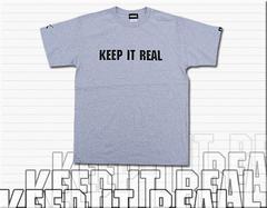 Syndicate★KEEPロゴTシャツ★XXL★新品★グレー★大きいサイズ