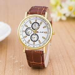 今回限り500円★人気の腕時計!シンプル! 初期不良保証