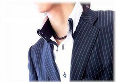 ダイヤのような輝きを!!漆黒ブラックスピネル8mm数珠ネックレス
