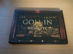 ゴルベティDVD「GOLL IN」GOLLBETTY女性ボーカルバンド●