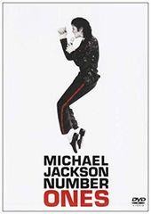 マイケルジャクソン /プロモーションビデオ映像版ベスト正規盤DVD「Number Ones」