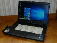 富士通 FMV-A8290 Intel 2.66GHz 4GB 160GB