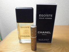 継続人気トワレ(^^♪ 5ml 小分け EDT 「EGOISTE:エゴイスト」送料無料