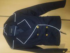 新品★金ボタン付きジャケット/Mサイズ/ブラック