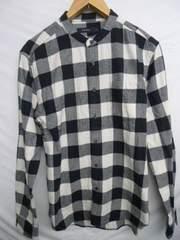 RAGE BLUE レイジブルー ブロックチェック ネルシャツ