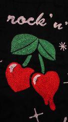 新品ヘルキャットパンクス【ボーリングシャツ】red【S】