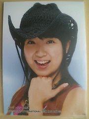 キャリングケース付属写真トレカサイズ1枚 2008.11.1/徳永千奈美