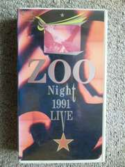 ZOO Night 1991 LIVE [VHS] ZOO