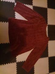 モールヤーンのセーター 暖かい