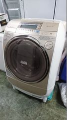 日立 10年式 BD-V3200L 9kg洗い6kg乾燥 ドラム式洗濯機
