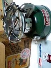 ヴィンテージ コールマン スポーツスター モデル502