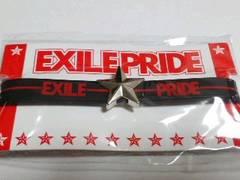 EXILE PRIDE 2013 ゴムブレス ブラック