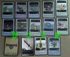 ドラクエ カードゲーム 計83枚 テリーSPなどあり トレカ
