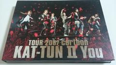 KATTUN�UYou TOUR2007cartoon定価5000円 DVD 2枚