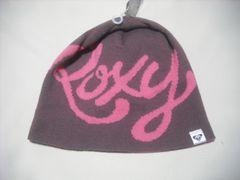 wb770 ROXY ロキシー ニット帽 ビーニー ピンク