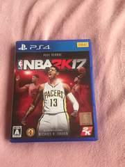 プレステ4 NBA2K17