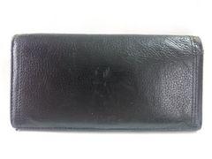 7017/PLAYBOYプレイボーイVP高級レザー革ロングウォレット格安出品