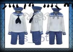ヘタリア イタリア セーラー服◆コスプレ衣装