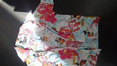 ディズニーミニーちゃんアロハシャツ110キレイ