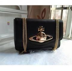 ◆新品 Vivienne Westwoodショルダーバッグ黒