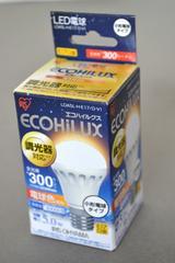 新品 アイリスオーヤマ LED電球 電球色相当 LDA5L-H-E17/D-V1