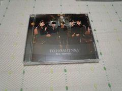 東方神起呪文-MIROTIC-CD