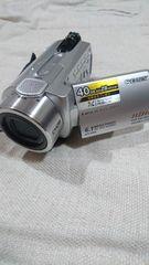 SONY デジタルビデオカメラレコーダー DCR-SR300