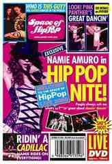 安室奈美恵☆DVD「Space of Hip-Pop tour 2005」★送料無料Queen