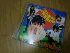 JUDYANDMARYアルバム『ORANGE SUNSHINE』
