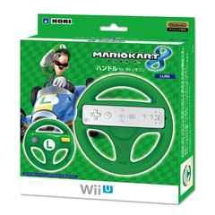 新品即決 マリオカート8 for Wiiリモコン ルイージ ハンドル