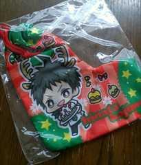 スーパーダンガンロンパ2コトブキヤ限定靴下型クリスマス巾着♪日向創&狛枝凪斗