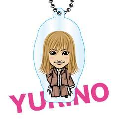 カレンダー2019Ver. クリアチャーム E.G.Family E-girls YURINO ガチャ