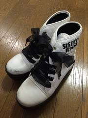 JENNI白い靴22センチ   ジェニィ
