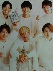 TV誌【V6】切り抜き26P