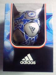 イングランド プレミアリーグ チェルシー デザイン アディダス adidas サッカーボール