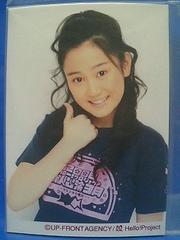 ハロプロ新人公演 キラメキの横浜・L判3枚 2008.3/古川小夏a