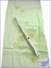 【和の志】正絹夏物◇帯揚げ・帯締めお買い得セット◇NGA-6