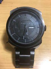 ディーゼル 腕時計 DZ-1474 電池交換済み 稼働品