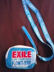 未使用EXILE LIVE TOUR 2010 FANTASYミニポーチ