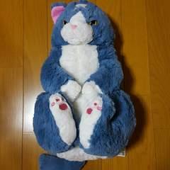新品〓それがしは猫である★新種BIGぬいぐるみ♪