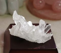 ミニ水晶クラスター(57g) チベット産