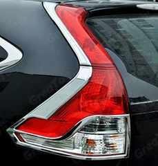 クロームメッキテールライトリング CR-V RM1RM4