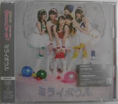 ★新品★ ももいろクローバー ミライボウル 初回限定盤A CD+DVD