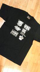 新品★定番★パンクTシャツ★黒★M★